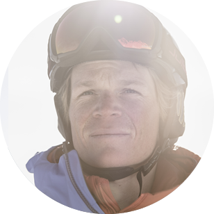 Clemens Wesenauer, certified ski and mountain guide